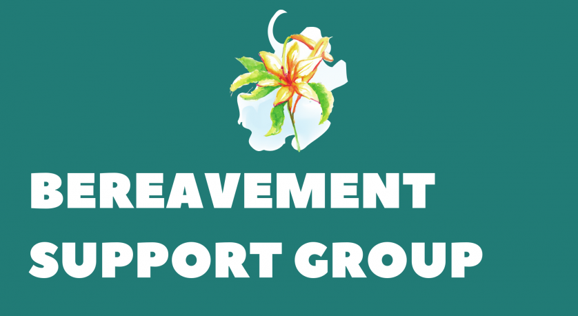 bereavement support group graphic