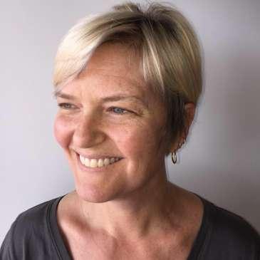 cedar lane member and yoga teacher, Rebecca Bond