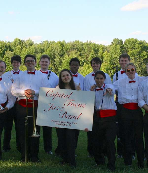 Capital Focus Jazz Band photo from 2017